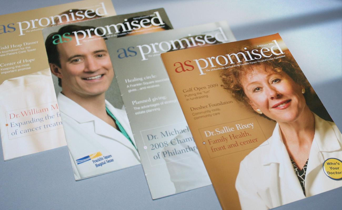 as promised Magazine - MedStar Franklin Square Medical Center