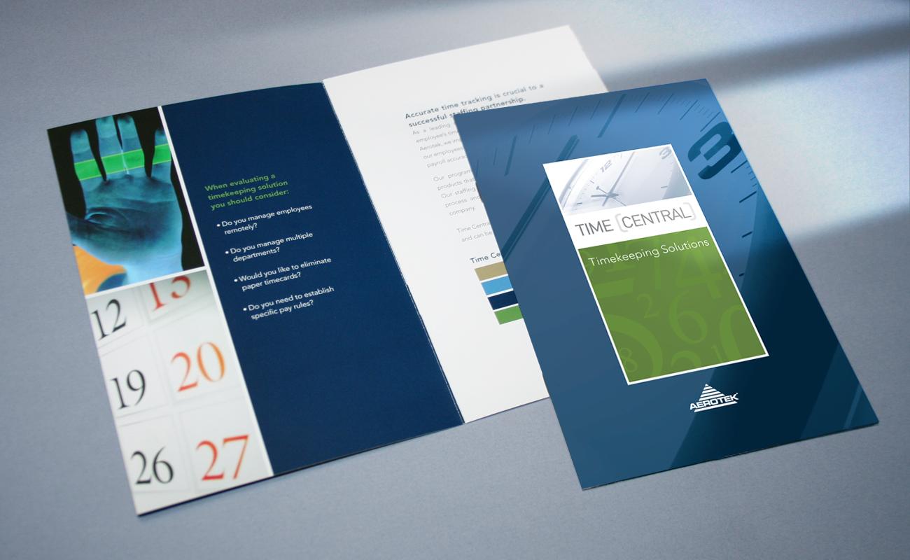 Aerotek brochure
