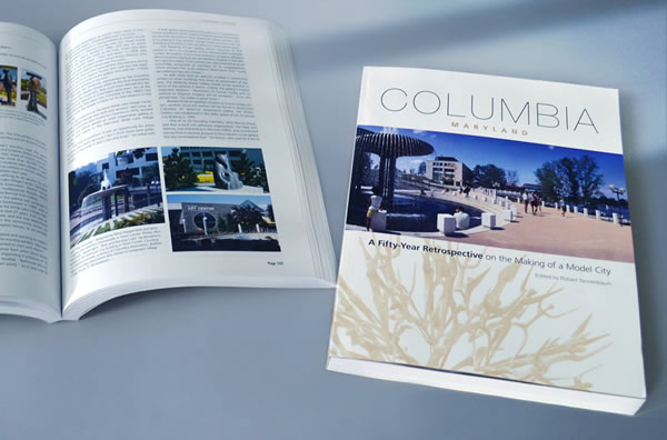 Columbia Commemorative Book - Robert Tennenbaum/Columbia Association